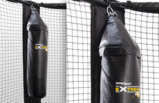 Trampoline Training Bag for use with Octagon Kit
