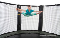 Trampoline Arena Pads for Vertical Enclosure Poles