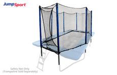 Model 780XT Rectangular Safety Net Enclosure