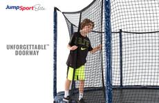 Elite 12' Trampoline with Enclosure net