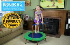 iBounce 2 Kids Trampoline