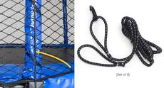Bungee & Strap Enclosure Value Pack for Round Trampolines