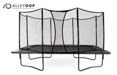 AlleyOOP 10' × 17' Rectangular Replacement Net *Net only, trampoline not included.