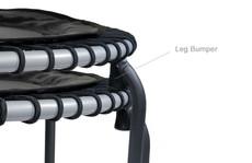 Leg Bumper Kit for JumpSport Fitness Trampolines illustration