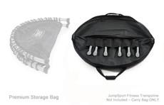 "Storage & Carry Bag for Half-Fold 39"" JumpSport Fitness Trampolines – Premium"