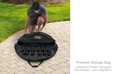 Storage & Carry Bag for Half-Fold JumpSport Fitness Trampolines