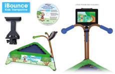 iBounce Kids Trampoline