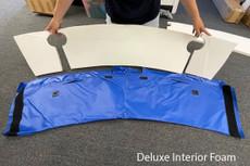 Universal Trampoline Frame Pad Builder Kits (Deluxe & Standard)