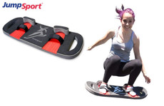 NEW! Play Bundle for Rectangular Trampolines (incl. BounceBoard, Anchor Kit,  Weather Cover)