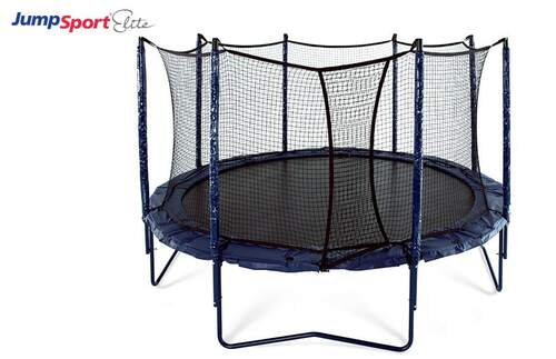 Elite 14' Trampoline with Enclosure