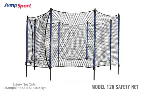 Model 120 Trampoline Safety Net Enclosure product image