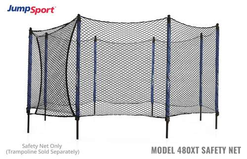 Model 480XT Trampoline Safety Net Enclosure product image
