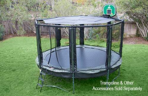 SunShade Trampoline Canopy product image