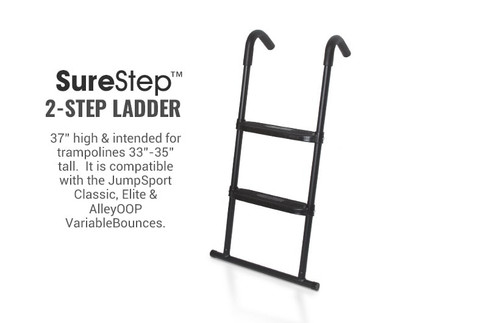 SureStep Trampoline Ladder – 2 Step product image