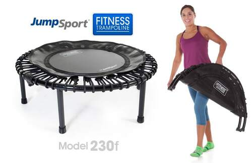 Model 230f (folding) Fitness Trampoline product image