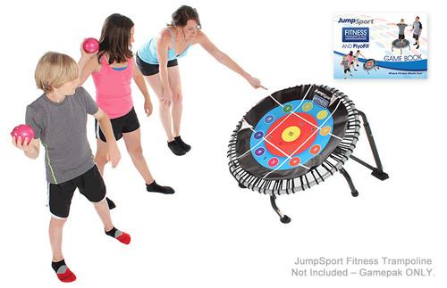 Fitness Trampoline GamePak product image