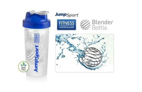 JumpSport Fitness Blender Bottle
