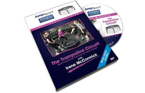 The Trampoline Circuit Workout DVD product image