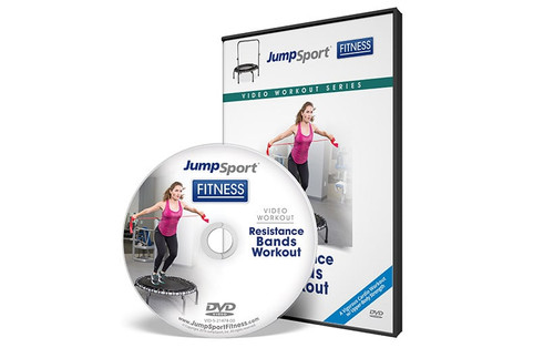 Resistance Band Cardio Workout DVD product image