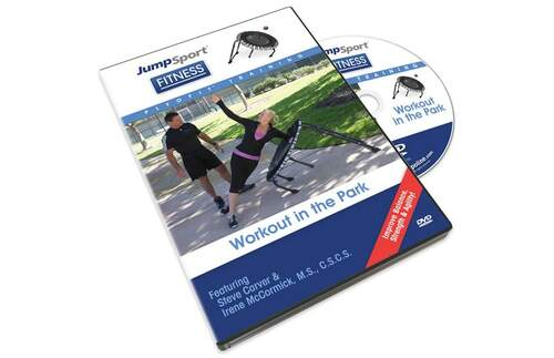 DVD PlyoFit Workout in the Park: Carver/McCormick product image