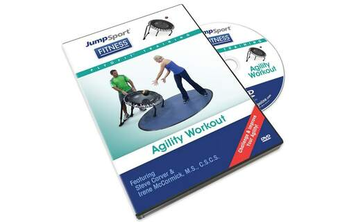 DVD PlyoFit Agility Workout: Carver/McCormick product image