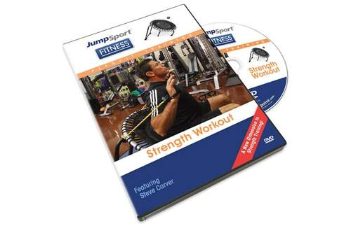 DVD PlyoFit Strength Workout: Carver product image