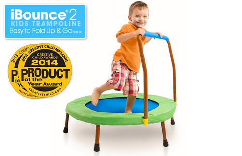 iBounce 2 Kids Trampoline product image