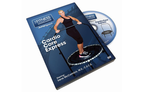 Cardio Core Express DVD product image