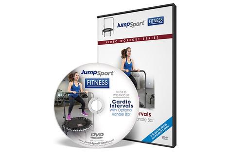Cardio Intervals Workout DVD