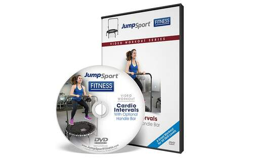 Cardio Intervals Workout DVD product image