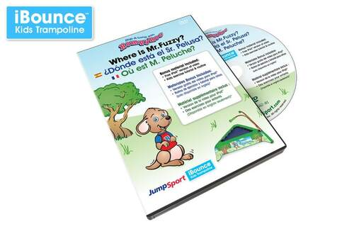 Where is Mr. Fuzzy? Active Learning DVD product image