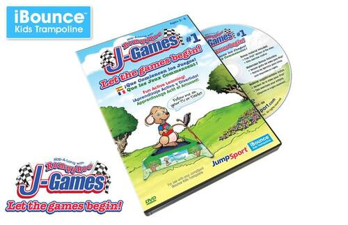 Let the Games Begin! Active Learning DVD product image