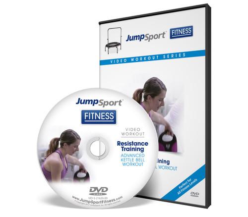Resistance Training Advanced Kettle Bell Workout DVD