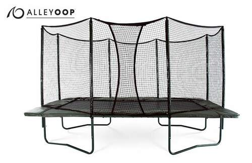 AlleyOOP 10' × 17' Rectangular Replacement Net *Net only, trampoline not included. product image