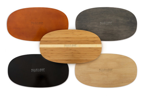 AlleyOOP Wood Rocker Board Options