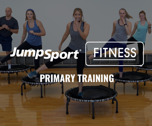JumpSport® Fitness Primary Trampoline Training—Online Course product image