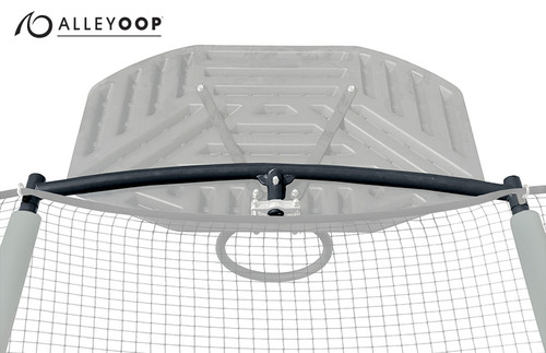 Adapter For Rectangle Trampoline Basketball Hoop (Truss only) product image