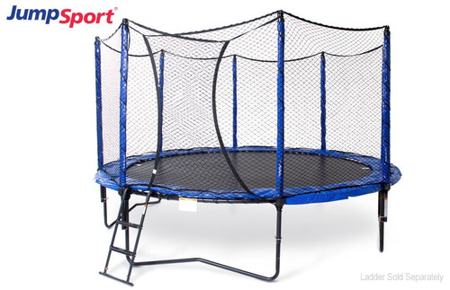StagedBounce 14' Trampoline with Enclosure product image