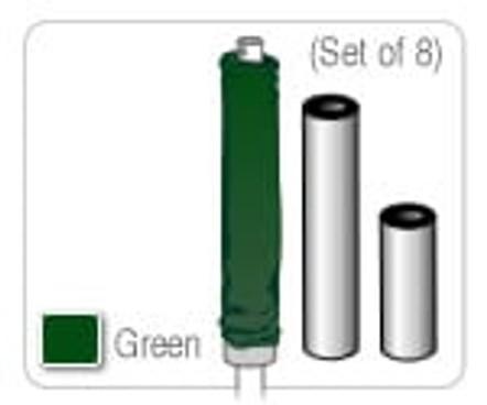 Enclosure Sleeve and Foam Kit (set of 16 foam, 8 sleeves)