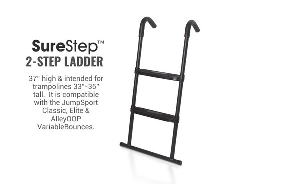 SureStep Trampoline Ladder – 2 Step