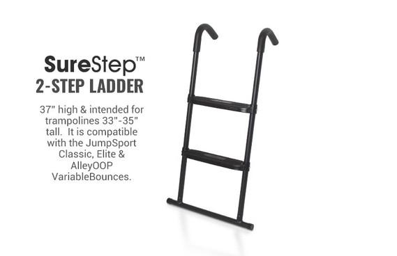 SureStep Trampoline Ladder – 2 Step