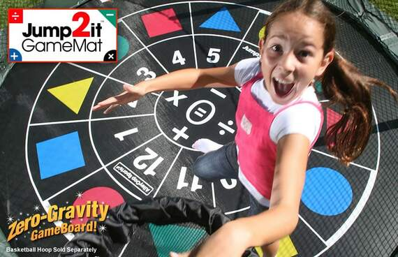 Jump2it GameMat