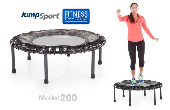 Model 200 Fitness Trampoline
