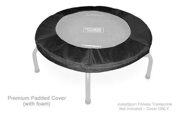 "39"" Fitness Trampoline Frame Cover — Standard or Premium"