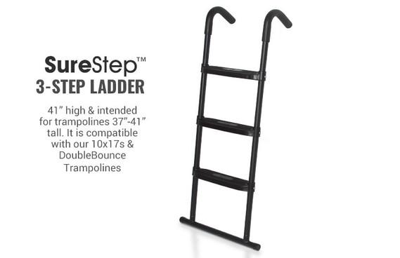 SureStep Trampoline Ladder — 3 Step