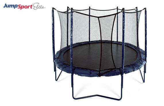 Elite 12' Trampoline with Enclosure
