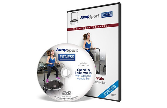 Cardio Intervals Workout DVD