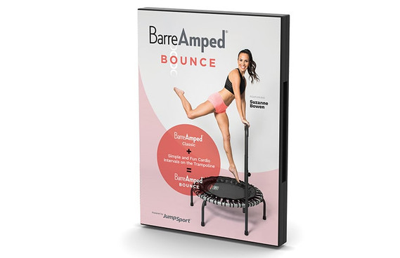 BarreAmped Bounce DVD