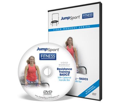 Resistance Training Basics Handle Bar Workout DVD