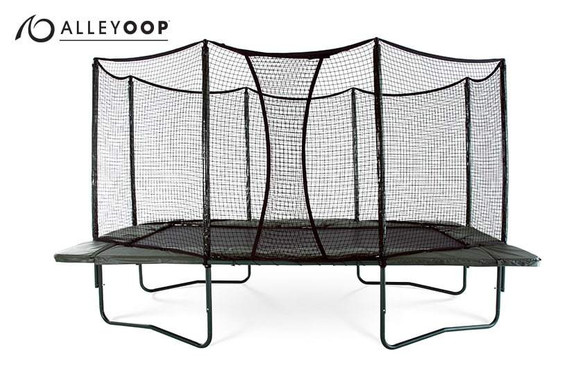 *Net only, trampoline not included.